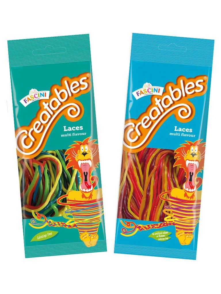 Creatables packaging